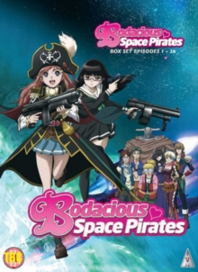 Bodacious Space Pirates: Collection, DVD