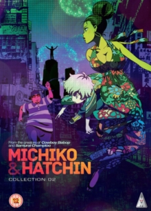 Michiko and Hatchin: Part 2, DVD