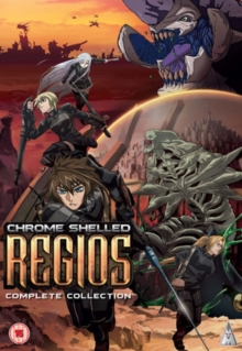 Chrome Shelled Regios: Collection, DVD