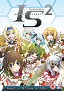 Infinite Stratos: Series 2 Collection, DVD