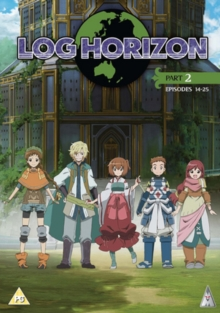 Log Horizon: Part 2, DVD