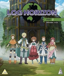 Log Horizon: Part 2, Blu-ray  BluRay