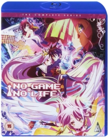 No Game, No Life: The Complete Series, Blu-ray