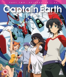 Captain Earth: Part 2, Blu-ray  BluRay