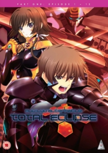 Muv-luv Alternative: Total Eclipse - Part 1, DVD  DVD