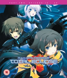 Muv-luv Alternative: Total Eclipse - Part 2, Blu-ray