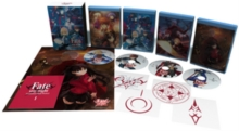 Fate/stay Night: Unlimited Blade Works - Part 1, Blu-ray BluRay