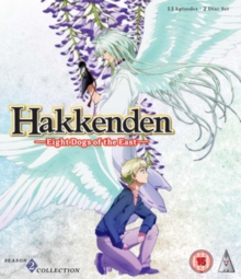 Hakkenden - Eight Dogs of the East: Season 2, Blu-ray