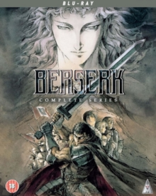 Berserk: Volumes 1-6, Blu-ray