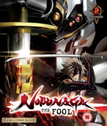 Nobunaga the Fool: Part 2, Blu-ray