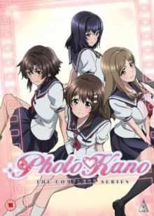 Photo Kano: The Complete Series, DVD