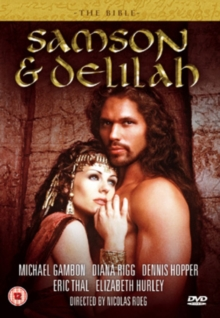 The Bible: Samson and Delilah, DVD