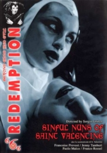The Sinful Nuns of St. Valentine, DVD