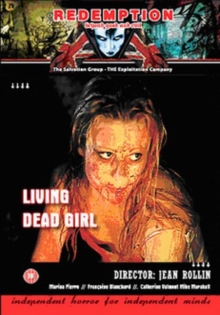 The Living Dead Girl, DVD