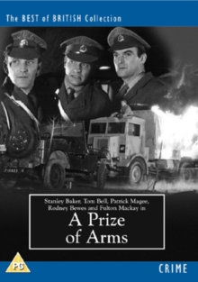 A   Prize of Arms, DVD