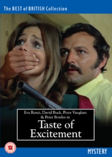 Taste of Excitement, DVD