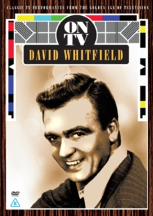 David Whitfield On TV, DVD