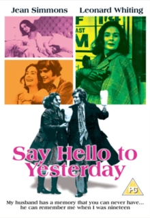 Say Hello to Yesterday, DVD