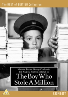 The Boy Who Stole a Million, DVD