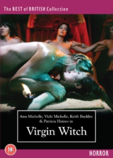 Virgin Witch, DVD  DVD