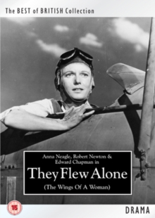 They Flew Alone, DVD