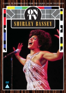 Shirley Bassey On TV, DVD