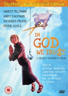 In God We Trust, DVD