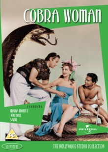 Cobra Woman, DVD  DVD