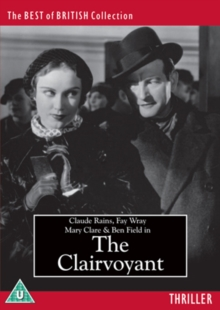 The Clairvoyant, DVD