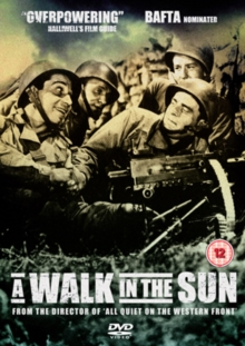 A   Walk in the Sun, DVD