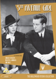 5th Avenue Girl, DVD