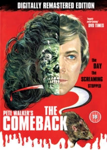 The Comeback, DVD