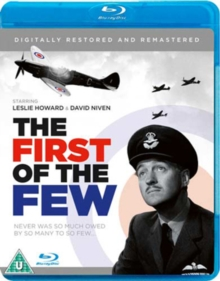 The First of the Few, Blu-ray