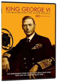 King George VI - The Man Behind the King's Speech, DVD  DVD
