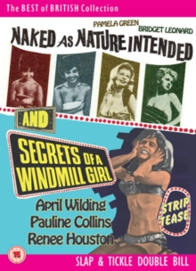 Naked - As Nature Intended/Secrets of a Windmill Girl, DVD