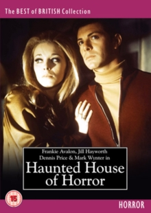 The Haunted House of Horror, DVD