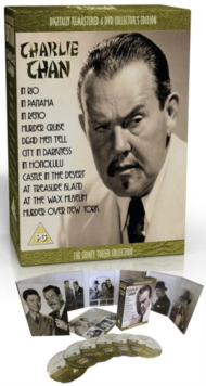Charlie Chan: Sidney Toler Collection, DVD  DVD