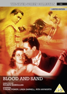 Blood and Sand, DVD