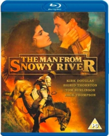 The Man from Snowy River, Blu-ray