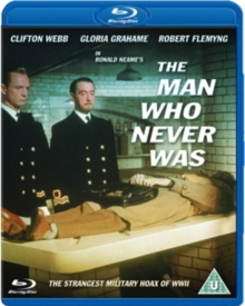 The Man Who Never Was, Blu-ray