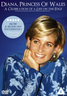 Diana, Princess of Wales: A Celebration of a Life On the Edge, DVD