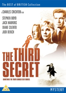 The Third Secret, DVD