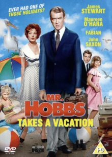 Mr. Hobbs Takes a Vacation, DVD