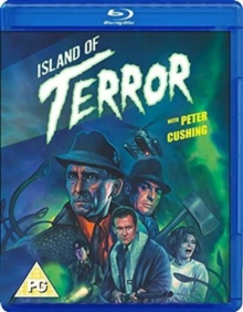 Island of Terror, Blu-ray  BluRay