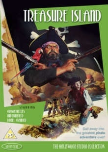 Treasure Island, DVD