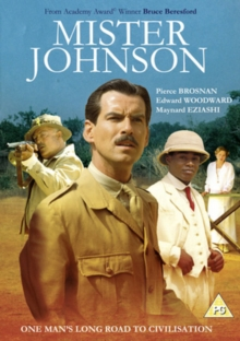 Mister Johnson, DVD  DVD