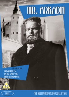 Mr. Arkadin, DVD