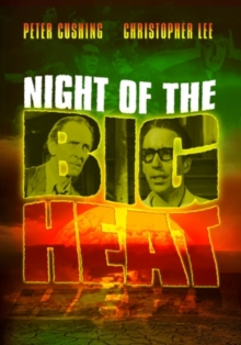 Night of the Big Heat, DVD  DVD