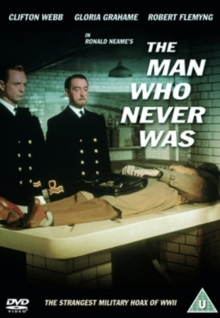 The Man Who Never Was, DVD DVD
