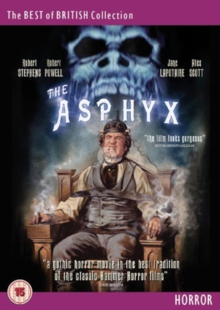 The Asphyx, DVD